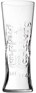 Carlsberg Branded Pint Glass For Sale UK - CE 20oz / 570ml - Box of 24
